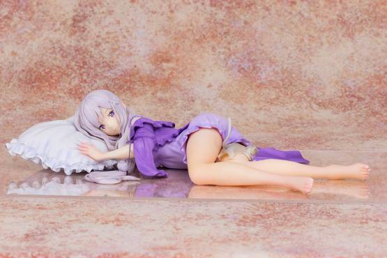 Emilia (Re:ZERO Starting Life in Another World) PVC-Statue 1/7 26cm Pulchra