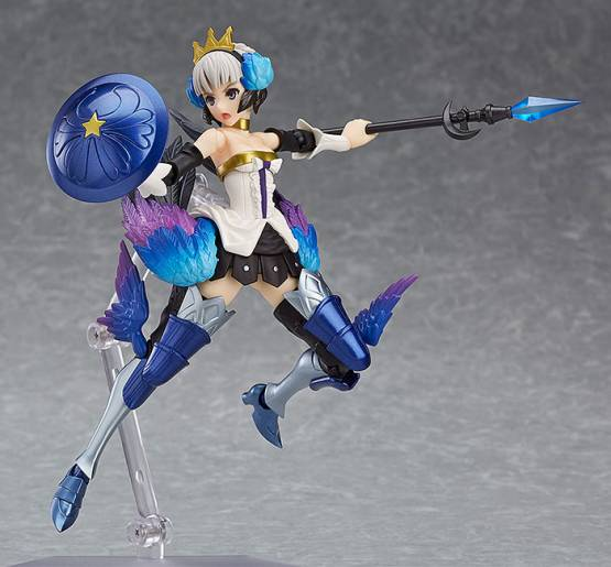 Gwendolyn (Odin Sphere Leifthrasir) Figma 341 Actionfigur 14cm Max Factory