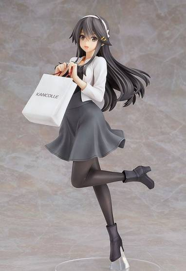 Haruna Shopping Mode (Kantai Collection) PVC-Statue 1/8 24cm Good Smile Company