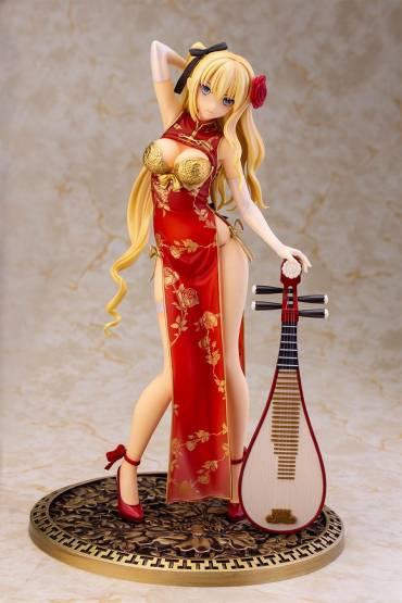 Jin-Lian Red Version (T2 Art Girls) STP PVC-Statue 1/6 27cm Skytube/Alphamax
