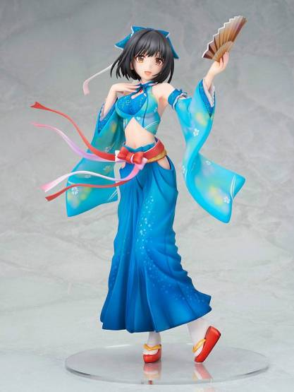 Kako Takafuji Talented Lady of Luck Version (The Idolmaster Cinderella Girls) PVC-Statue 1/7 25cm Alter