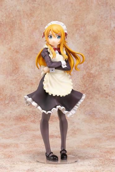 Kirino Kousaka Maid Version (My Little Sister Can´t Be This Cute) PVC-Statue 1/6 27cm Fots Japan