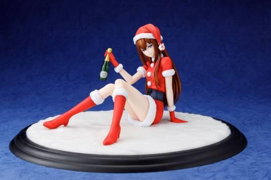 Kurisu Makise Christmas Version (Steins;Gate 0) PVC-Statue 1/7 12cm Kadokawa