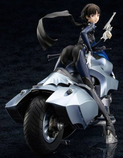 Makoto Niijima Phantom Thief Version & Johanna (Persona 5) PVC-Statue 1/8 18cm Amakuni