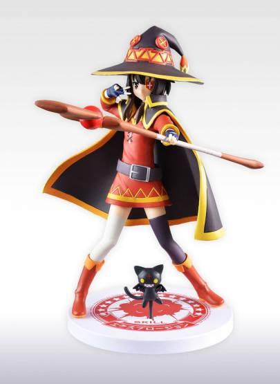 Megumin (KonoSuba Legend of Crimson) PVC-Statue 20cm SEGA