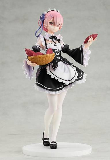 Ram Tea Party Version (Re:ZERO Starting Life in Another World) PVC-Statue 1/7 23cm Kadokawa