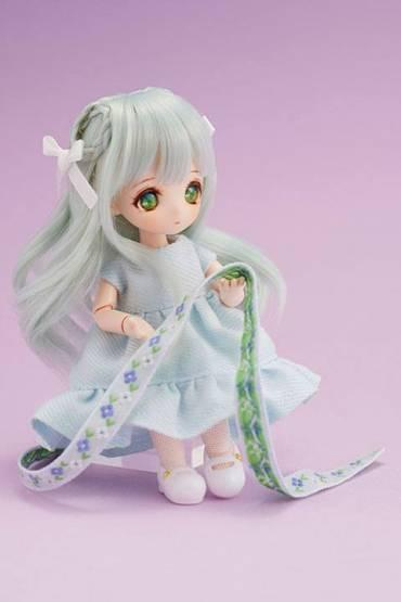Ribbon (Obitsu Doll Sewing Book) Puppe 12cm Hobby Japan
