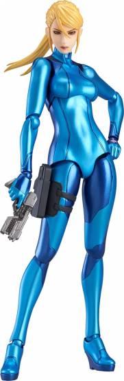Samus Aran Zero Suit Version (Metroid Other M) Figma-Actionfigur 14cm GoodSmileCompany