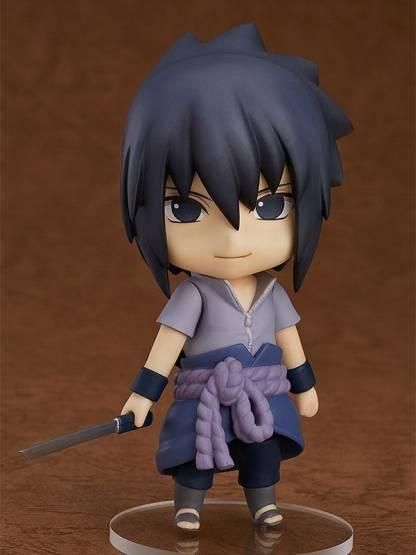 Sasuke Uchiha (Naruto Shippuden) Nendoroid 707 Actionfigur 10cm Good Smile Company -NEUAUFLAGE-