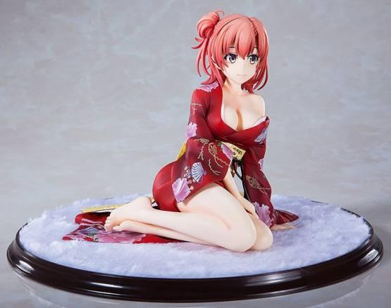 Yui Yuigahama Kimono Version (My Youth Romantic Comedy Is Wrong As I Expected) PVC-Statue 1/6 16cm Souyokusha