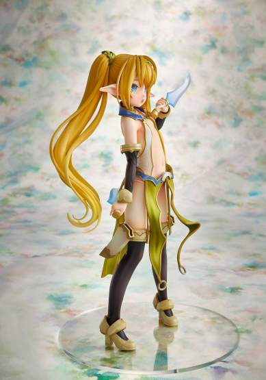 2nd Villager Siika (Original Character Elf Village Series) PVC-Statue 1/7 23cm Vertex