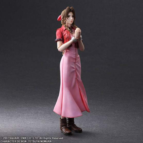 Aerith Gainsborough (Crisis Core Final Fantasy 7) Play Arts Kai Actionfigur 25cm Square Enix