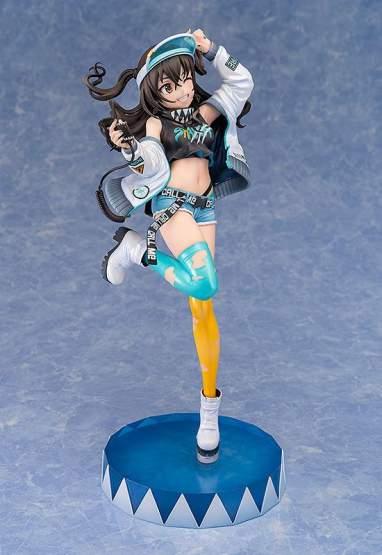 Akira Sunazuka Streaming Cheer (The Idolmaster Cinderella Girls) PVC-Statue 1/7 26cm Wing