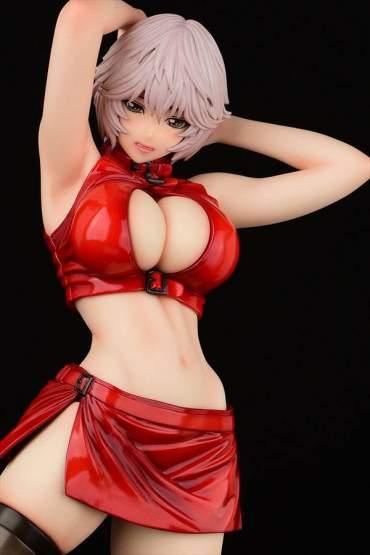 Arizono Suzune The Final Perfect Version Rouge (Kisei Juui Suzune) PVC-Statue 1/5 30cm Orca Toys