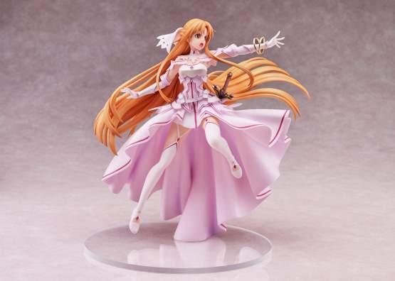 Asuna Goddess of Creation Stacia (Sword Art Online Alicization War of Underworld) PVC-Statue 1/7 23cm Aniplex