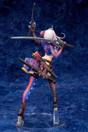 Berserker/Musashi Miyamoto Casual Version (Fate/Grand Order) PVC-Statue 1/7 33cm Alter