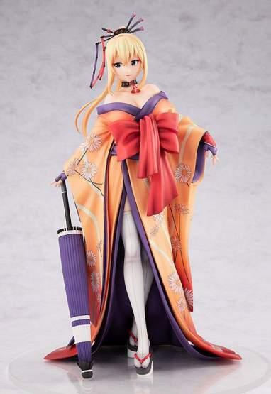 Darkness Oiran Version (Kono Subarashii Sekai ni Shukufuku o!) PVC-Statue 1/7 25cm Kadokawa