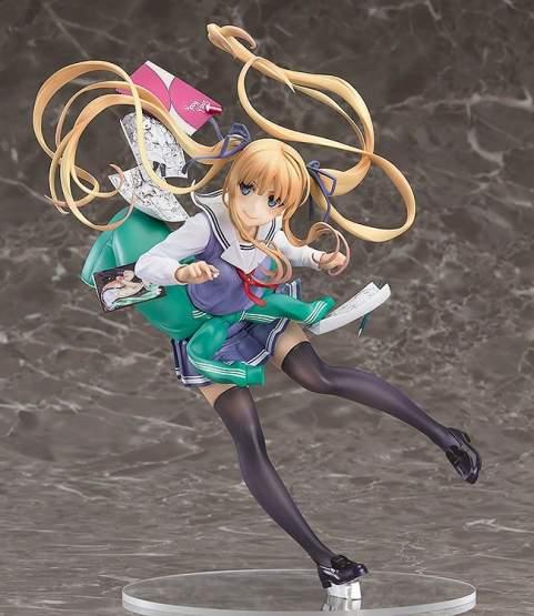 Eriri Spencer Sawamura (Saekano: How to Raise a Boring Girlfriend) PVC-Statue 1/7 20cm Max Factory