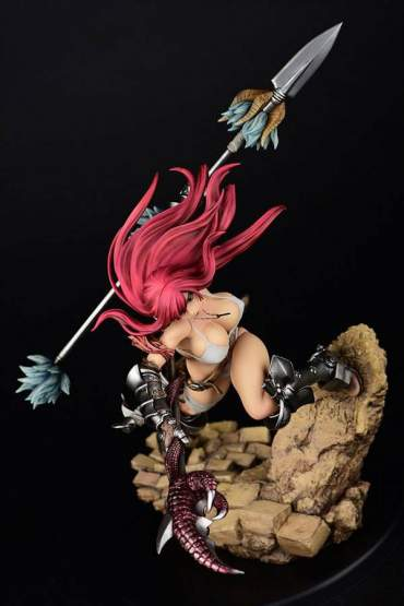 Erza Scarlet the Knight Version (Fairy Tail) PVC-Statue 1/6 32cm Orca Toys