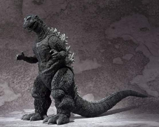 Godzilla 1954 (Godzilla) S.H. MonsterArts-Actionfigur 15cm Bandai Tamashii Nations