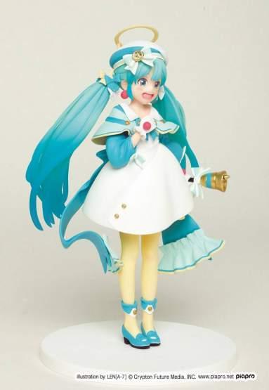 Hatsune Miku 2nd Season Winter Version Game Prize (Vocaloid) PVC-Statue 18cm Taito Prize