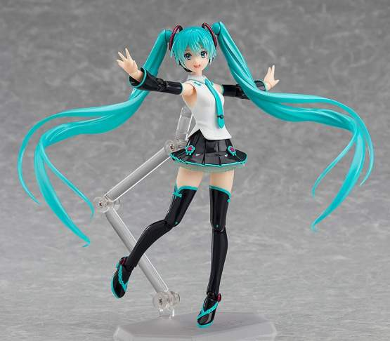 Hatsune Miku V4 Chinese (Character Vocal Series 01: Hatsune Miku) Figma 444 Actionfigur 14cm Max Factory