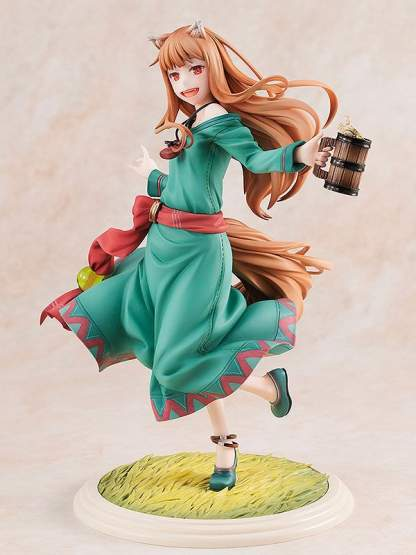 Holo 10th Anniversary Version (Spice and Wolf) PVC-Statue 1/8 21cm Revolve -NEUAUFLAGE-
