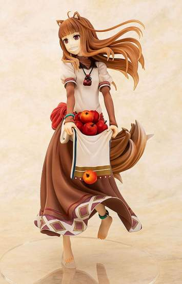 Holo Plentiful Apple Harvest Version (Spice and Wolf) PVC-Statue 1/7 23cm Chara-Ani