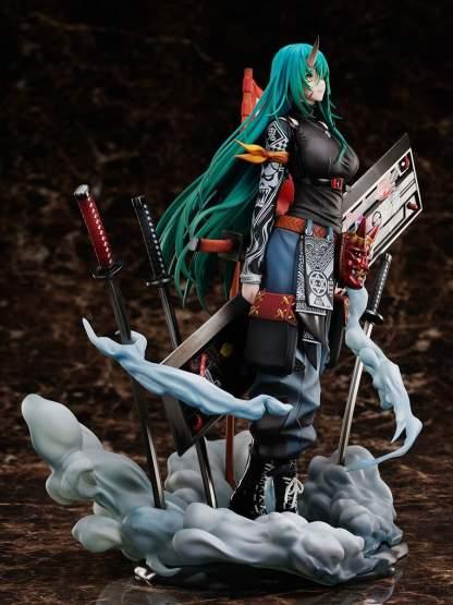 Hosiguma Huntingronin (Arknights) PVC-Statue 1/7 27cm FuRyu