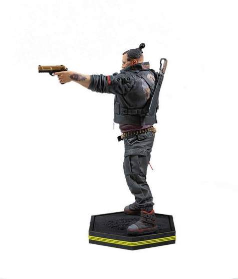 Jackie Welles (Cyberpunk 2077) PVC-Statue 25cm Dark Horse