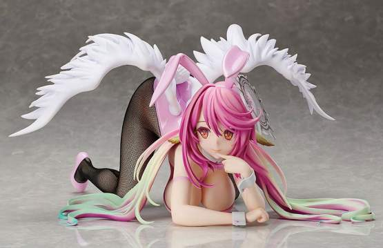 Jibril Bunny Version (No Game No Life) PVC-Statue 1/4 30cm FREEing