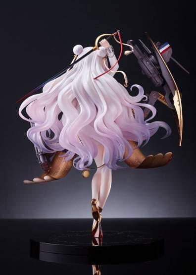 Le Malin The Blade that protects Vichya Dominion (Azur Lane) PVC-Statue 1/7 24cm Mimeyoi