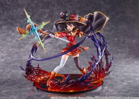 Megumin Explosion Version (Kono Subarashii Sekai ni Shukufuku wo!) Shibuya Scramble Figure PVC-Statue 1/7 25cm eStream