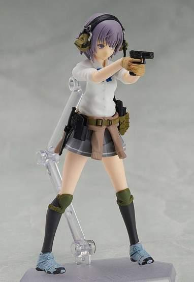 Miyo Asato Summer Uniform Version (Little Armory) Figma SP-117 Actionfigur 13cm TOMYTEC