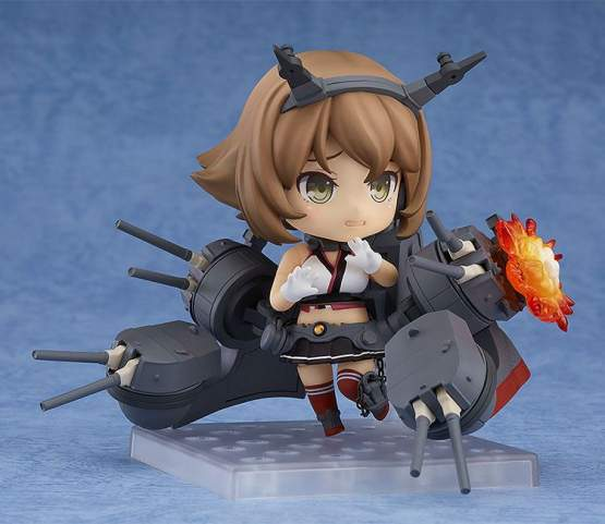 Mutsu (Kantai Collection) Nendoroid 813 Actionfigur 10cm Good Smile Company