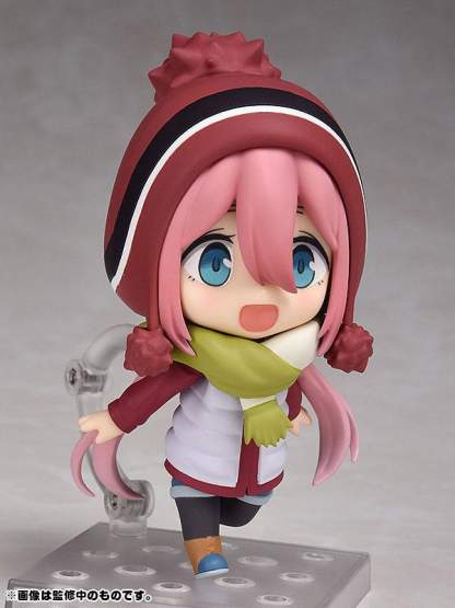Nadeshiko Kagamihara (Laid-Back Camp) Nendoroid 903 Actionfigur 10cm Good Smile Company