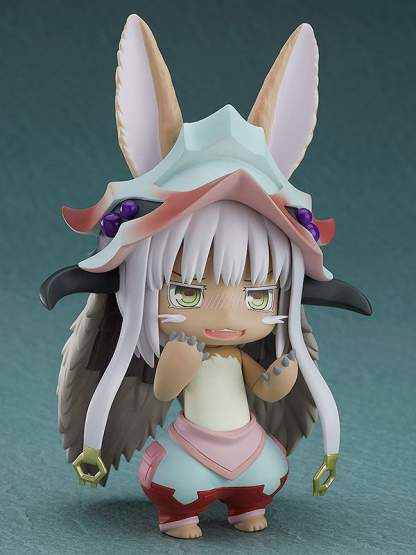 Nanachi (Made in Abyss) Nendoroid 939 Actionfigur 13cm Good Smile Company