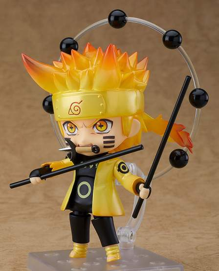 Naruto Uzumaki Sage of the Six Paths Version (Naruto Shippuden) Nendoroid 1273 Actionfigur 10cm Good Smile Company