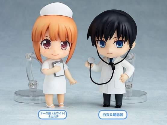 Nendoroid More Dress Up Clinic - 6er-Nendoroid-Zubehör-Set von Good Smile Company