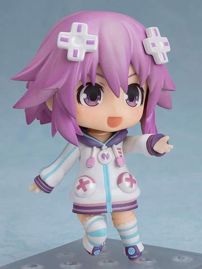 Neptune 10th Anniversary Version (Hyperdimension Neptunia) Nendoroid 378-b Actionfigur 10cm Good Smile Company