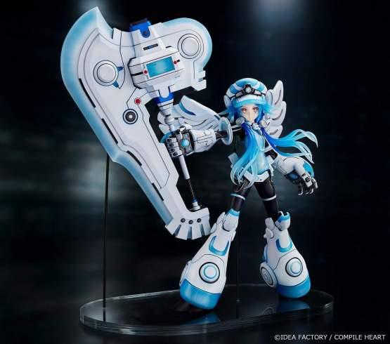 Next White (Megadimension Neptunia 7) PVC-Statue 1/7 38cm Vertex