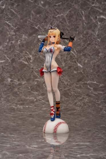 Ousaka Ouka (Yuri to Bat) PVC-Statue 1/7 27cm Emon Toys