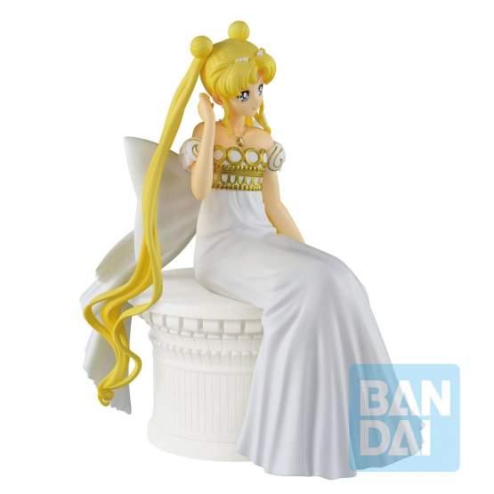 Princess Serenity Princess Collection (Sailor Moon Eternal) Ichibansho PVC-Statue 13cm Bandai