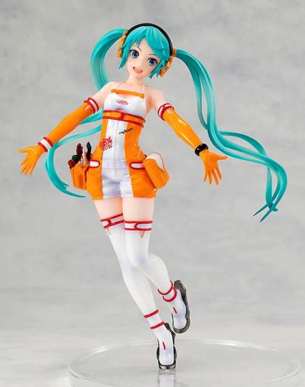 Racing Miku 2010 Version (Hatsune Miku GT Project) POP UP PARADE PVC-Statue 17cm Good Smile Company