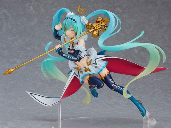 Racing Miku 2018 (Hatsune Miku GT Project) PVC-Statue 1/7 23cm Good Smile Racing