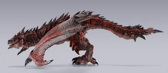 Rathalos (Monster Hunter) S.H. MonsterArts-Actionfigur 40cm Bandai Tamashii Nations