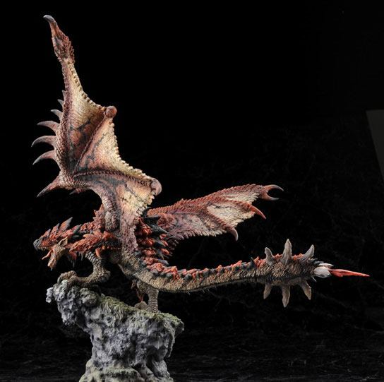 Rathalos Resell Version (Monster Hunter) CFB Creators Model PVC-Statue 21cm Capcom