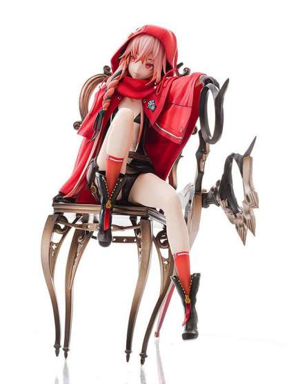 Red Hunter (AKA:Re2ing) PVC-Statue 1/7 24cm Magic Mould