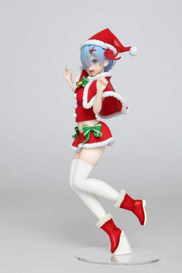 Rem Winter Version (Re:ZERO Starting Life in Another World) PVC-Statue 23cm Taito Prize