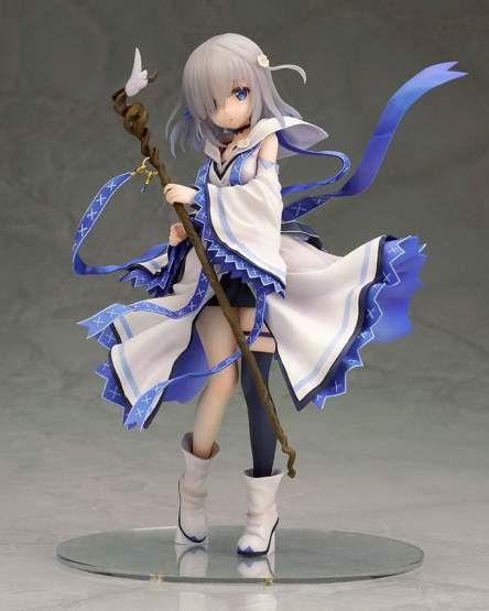 Ren Isuzu (Puella Magi Madoka Magica Side Story Magia Record) PVC-Statue 1/8 21cm Alter